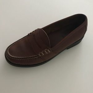 POLO Ralph Lauren Leather Penny Loafer 7 1/2 D